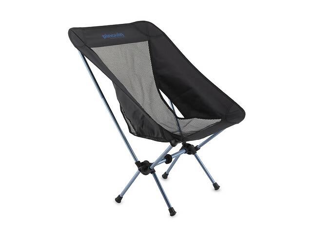купить бу Крісло розкладне Pinguin Pocket Chair 2020 Black/Blue (PNG 659054) в Львове
