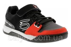 Кроссовки Five Ten Hellcat Чёрный с красными вставками (44)