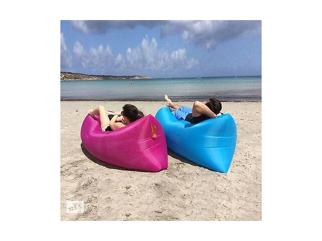 Ламзак lamzac, диван надувний матрац, биван, шезлонг- объявление о продаже  в Запоріжжі