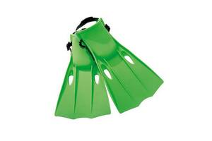 Ласты для плавания Intex 55936 Small Swim Fins размер 35-37 от 8 лет Зеленые (55936 -2_int)
