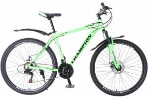 Легкий алюминиевый велосипед 27.5 Champion Lector DD