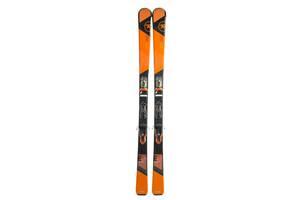 Лижі гірські Rossignol Experience 80 168 Black-Orange Б/У (Exp80_168_Blk_Orng)