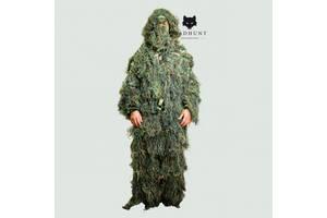 Маскувальний костюм Лісовик. Woodland camo