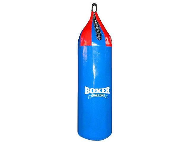 продам Мешок боксерский большой шлем Пвх 0.7 мм высота 0,95 м диаметр 0,26 м 10кг синий SKL11-282459 бу в Одессе