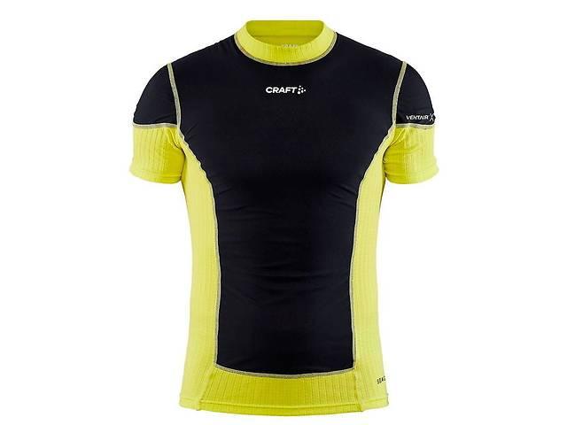 купить бу Чоловіча футболка для бігу Craft Active Extreme X Wind Ss M (1909691-503985) XXL в Полтаві