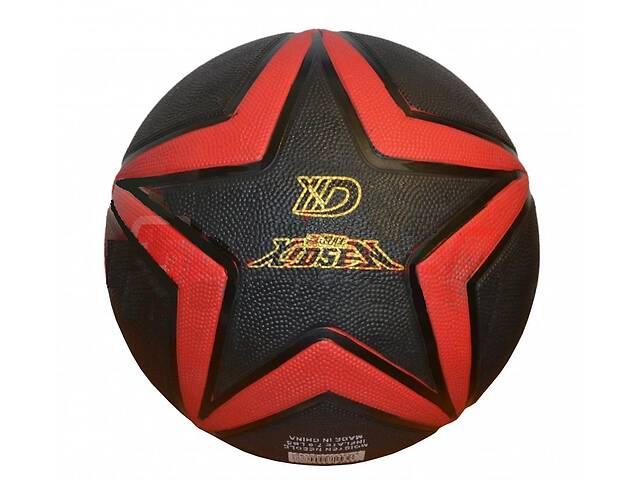Мяч баскетбольный Sprinter JL-5 STAR Size 7 Black (spr_09039)
