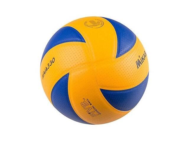 продам Мяч волейбольный World Sport Mikasa MVA330 PU в точку SKL11-282531 бу в Киеве