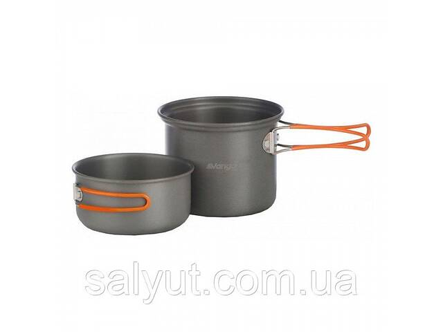 продам Набор посуды Vango Hard Anodised Cook Kit 2 Person Grey бу в Львове