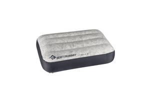 Надувна подушка Sea To Summit Aeros Down Pillow Large Grey (STS APILDOWNLGY)