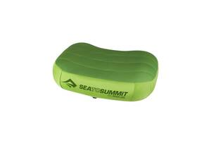 Надувна подушка Sea To Summit Aeros Premium Pillow Large Lime (STS APILPREMLLI)