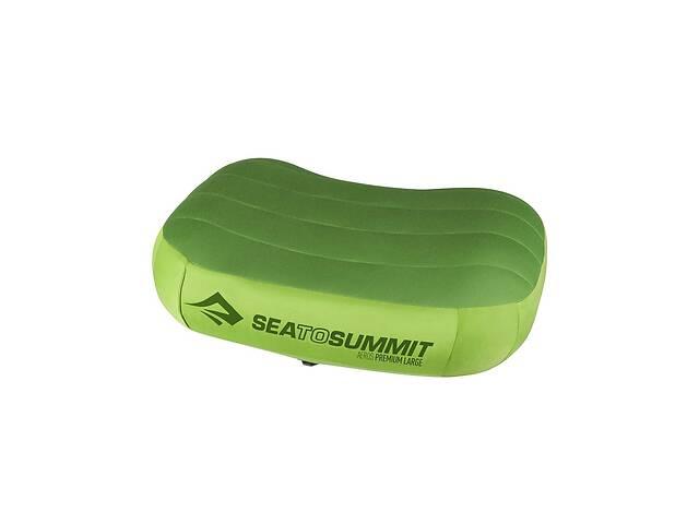 продам Надувна подушка Sea To Summit Aeros Premium Pillow Large Lime (STS APILPREMLLI) бу в Львове