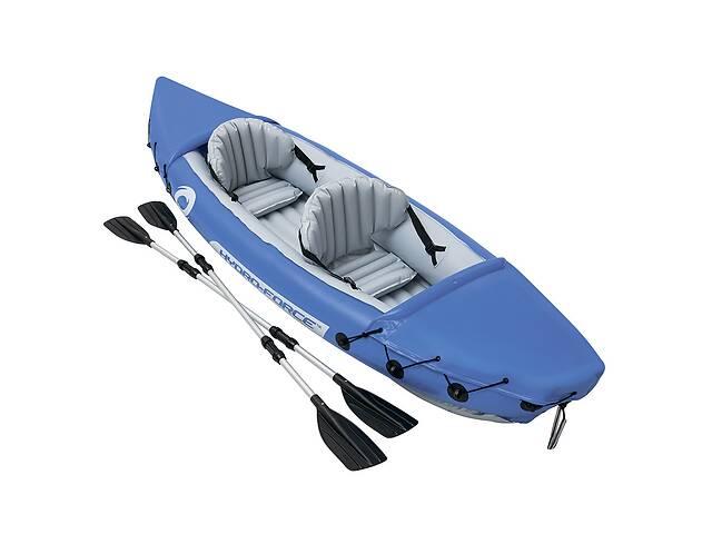 продам Надувная лодка с веслом BESTWAY Hydro-Force Raft Set 65077 бу в Одессе