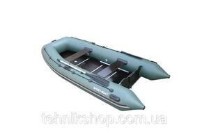 Надувная моторная лодка ALPHA A 340 LK БЕСПЛАТНАЯ ДОСТАВКА