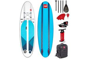 """Надувной SUP борд Red Paddle Co 9,6"""" Compact 2020 (package)"""
