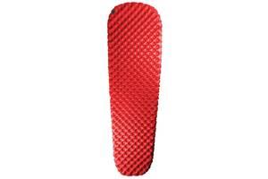 Надувний килимок Sea To Summit Air Sprung Comfort Plus Insulated Mat Regular Red SKL35-254646