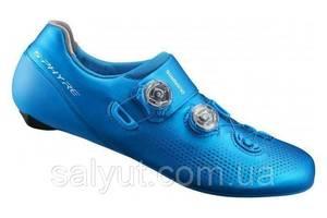 Обувь Shimano SH-RC901 (Синий, 43)