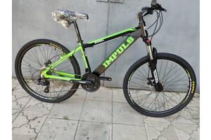 Обвал цін! Гірський велосипед алюмінієвий 24/26 IMPULS DIESEL ALU DD (120-165 см)