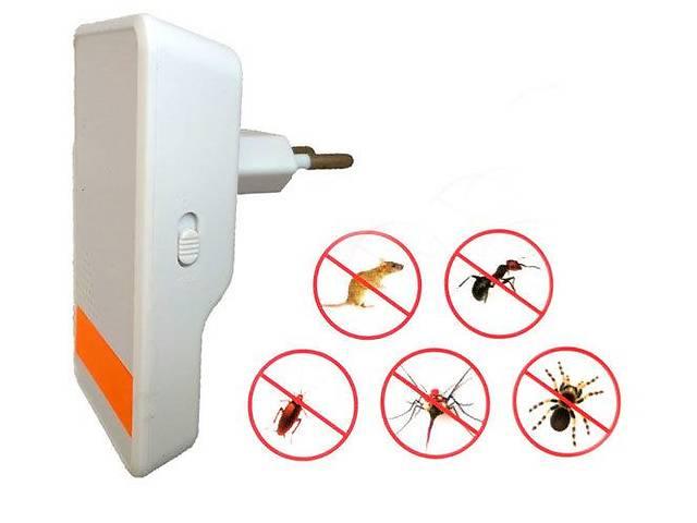 купить бу Отпугиватель мышей, крыс, тараканов, пауков, муравьев Soaring Pro Pest Max в Киеве