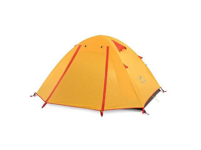 продам Палатка Naturehike P-Series 3 orange бу в Киеве