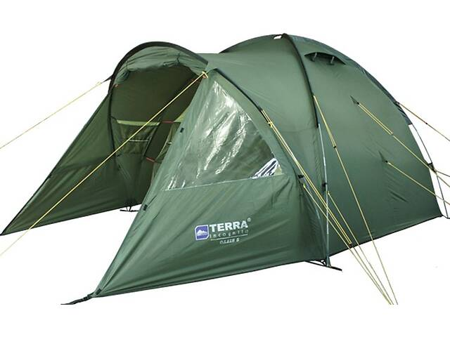 Палатка Terra Incognita Oazis 5 хаки- объявление о продаже  в Одесі