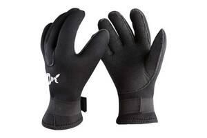 Перчатки для дайвинга Dolvor 3017 неопреновые 5мм размер M SKL83-282906