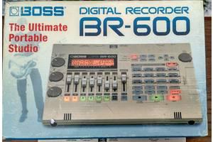 Портативная студия звукозаписи Boss BR 600