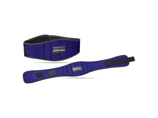 продам Пояс для тяжелой атлетики неопреновый SportVida SV-AG0094 (M) Blue бу в Киеве
