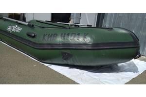 Продається човен Аква стар Т430 К з мотором Парсун F 15 BM