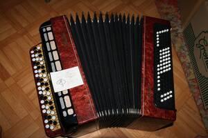 Продам баян тульский Этюд 205