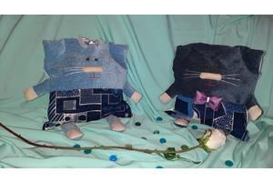 Продам декоративные подушки-коты
