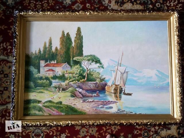 купить бу Продам картины в Харькове