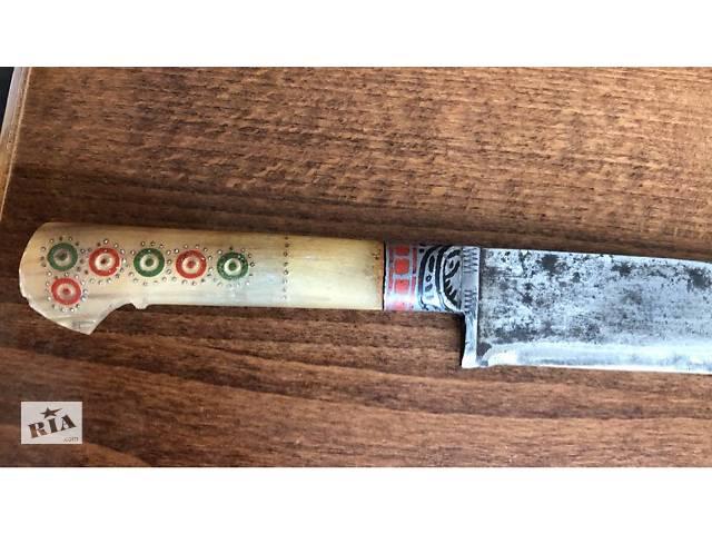 бу Продам Кухонный Узбекский Нож Пчак,винтажный. в Днепре (Днепропетровск)
