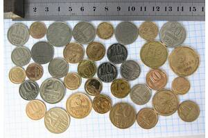 Продам монеты УКР, СССР, РОССИИ