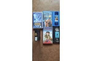 Продам оригінальні відео касети