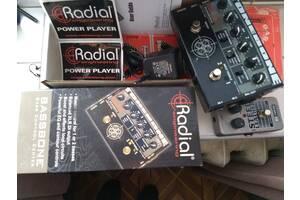 Продам предусилитель бас гитары Radial Bassbone