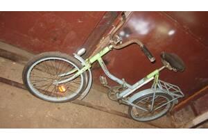 Продам складной велосипед десна