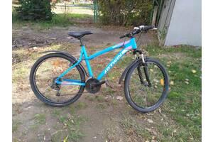 Продаю велосипед привезений з Європи Btwin Rockrider 340