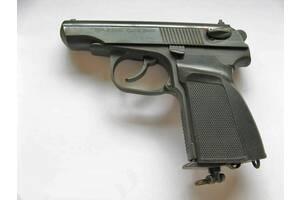 """Пистолет пневматический MP-654К """"Макаров"""" + Кобура (клжаная0"""
