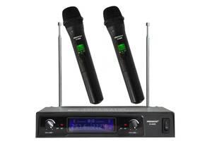Радиосистема Freeboss KV-8500 VHF 2 радио микрофон беспроводной радио