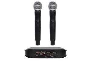 Радиосистема LOMEHO LO-V06 VHF радио микрофон беспроводной микрофон