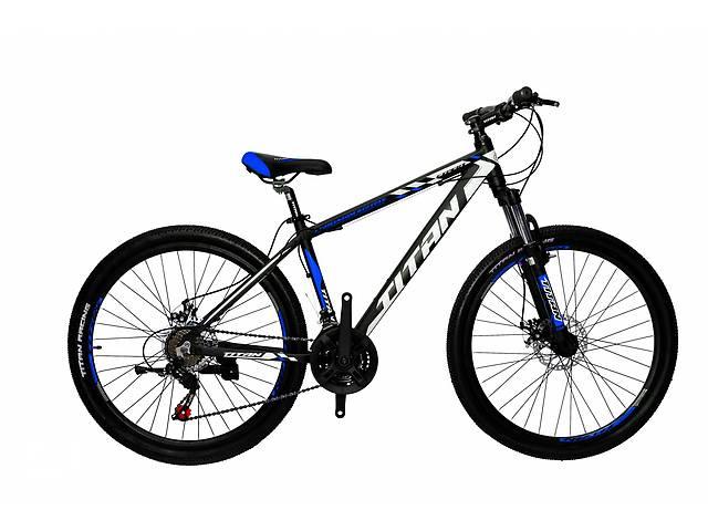 """продам РАСПРОДАЖА! Aлюминиевый горный велосипед Titan Expert 26"""" Shimano бу в Луцке"""