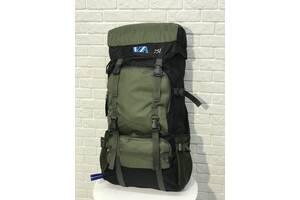 Рюкзак туристический Kronos Top VA T-07-8 75л Хаки (gr_009237)