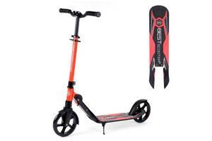 Самокат детский двухколесный Best Scooter 57176 Красный (gr_011960)