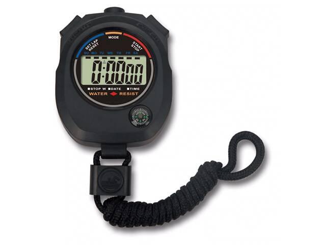 бу Секундомер цифровой Kronos XL-009A с компасом однострочный пластик (acf_00415) в Киеве