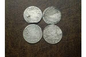 Серебро грош 1626-го года великое княжество Литовское