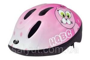 Шлем HQBC Funq Pink Cat детский