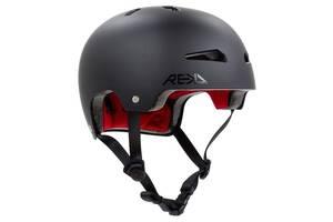 Шлем REKD Elite 2.0 Black (57-59)