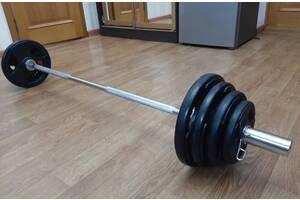 Штанга 80 кг олимпийская
