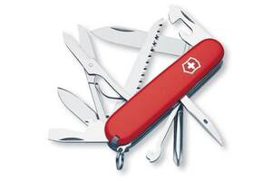 Швейцарський складаний ніж Victorinox Fieldmaster червоний