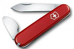 Складной нож Victorinox Watchopener 0.2102, из нержавеющей стали